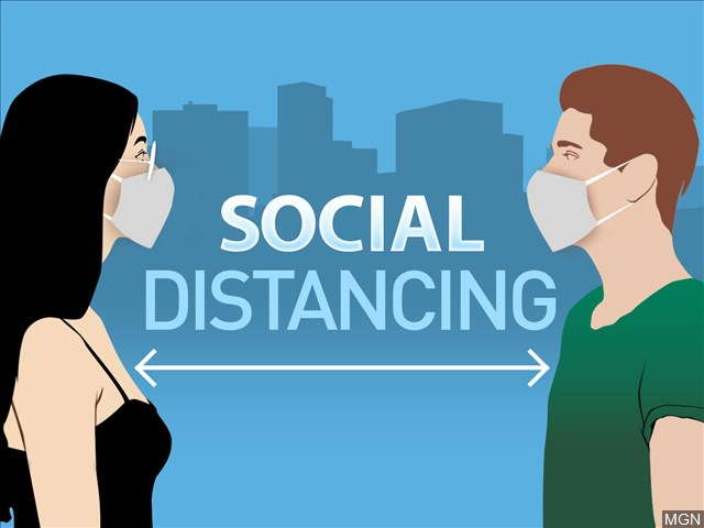 Study gives Virginia and its localities grades for social distancing